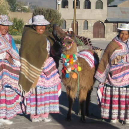 Settlers-of-the-Colca-Canyon-in-Arequipa